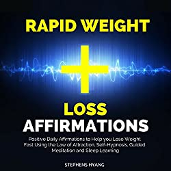 Rapid Weight Loss Affirmations