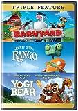 Barnyard/Rango/Yogi Bear (DVD) (Triple Feature)