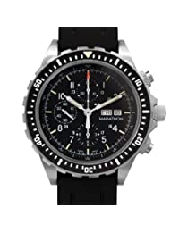 MARATHON WW194014 Swiss Made Military Chronograph Pilot's Automatic Watch with Tritium