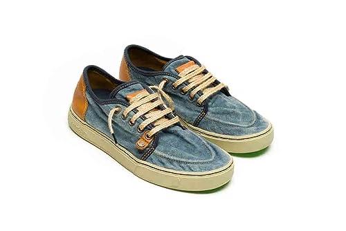 SATORISAN 161.019 Yukai grava zapatos de color beige hombre cordones derby 46 30HRxMZ