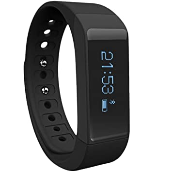 Bluetooth 4.0 impermeable táctil pantalla Fitness Tracker ...