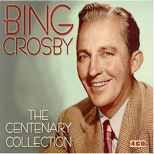 Bing Crosby: The Centenary Collection by Castle Pulse