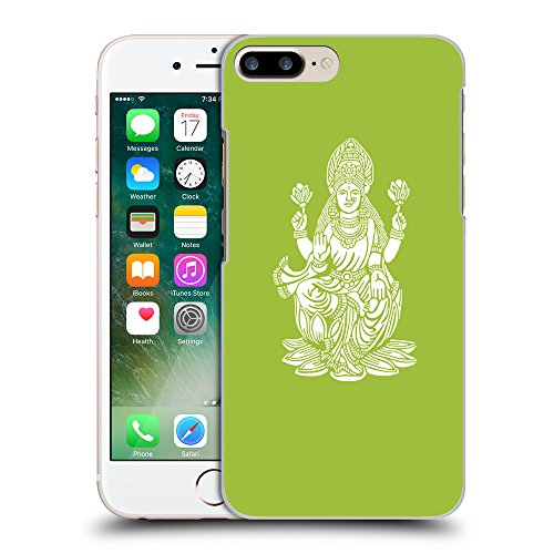 GoGoMobile Coque de Protection TPU Silicone Case pour // Q09540603 Hindou 8 Android vert // Apple iPhone 7 PLUS