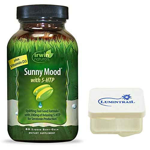 Irwin Naturals Supplement Softgels Lumintrail product image