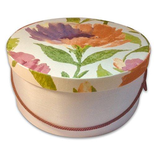 HAT OR Gift Box - Summer Artist Flowers
