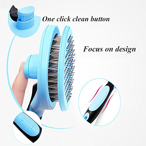 PETOU-Pet-Grooming-Brush-Self-Cleaning-Slicker-Brushes-Best-Shedding-Tools-for-Grooming-Cat-Dog-Long-Thick-Hair