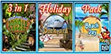 Holiday Pack - 3 in 1 - Hidden Object Game [Download]