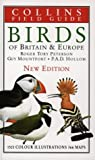 Collins Field Guide – Birds of Britain and Europe
