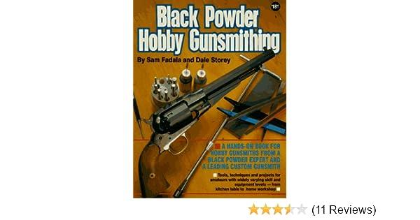 Amazon com: Black Powder Hobby Gunsmithing (9780873491532