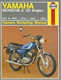 Yamaha RS/RXS100 and 125 Singles, Pete Shoemark and Penelope A. Cox, 1859600557