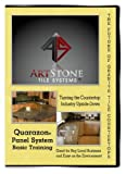 First Ever Grout-free Granite Tile Countertop System!
