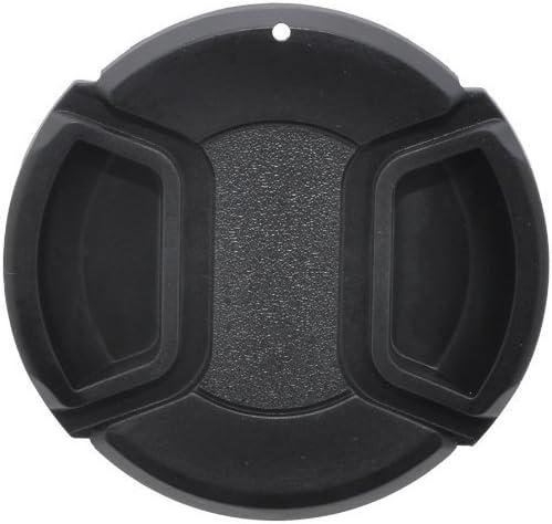 Universal Lens Cap Keeper Vivitar 62mm Pro Series 4pc HD Macro Close Up Filter Set +1 +2 +4 +10 Vivitar 62mm High resolution Pro series Multi Coated HD 3 Pc Digital Filter Set Snap On Lens Cap For Tamron Zoom Super Wide Angle Hard Tulip Lens Hood