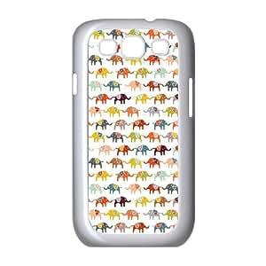 LGLLP Elephant Phone case For Samsung Galaxy S3 i9300 [Pattern-5]