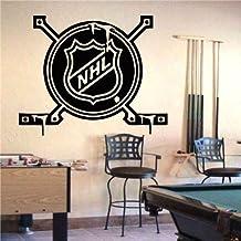 Wall Mural Vinyl Sticker Sports Logos Nhl-nhl Winter Classic (S568)