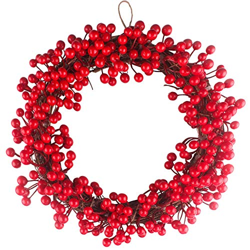 48 Inch Outdoor Lighted Christmas Wreath in US - 6