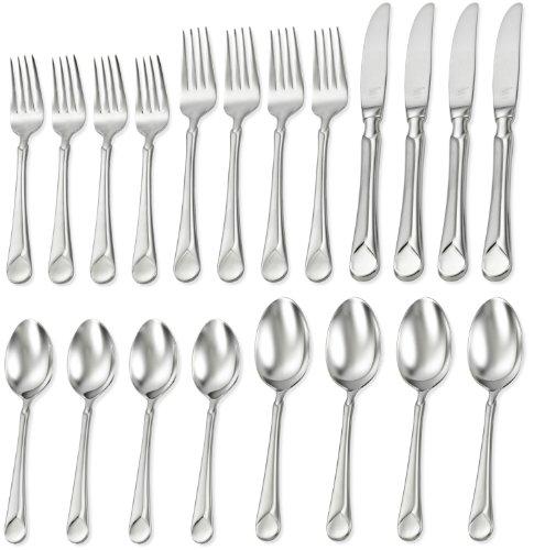 J.a. Henckels International Provence 20-piece Stainless-steel Flatware Set, Service for 4
