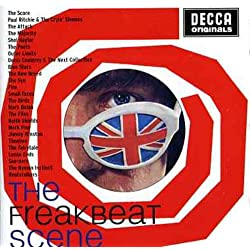 The Freakbeat Scene - Various Artists