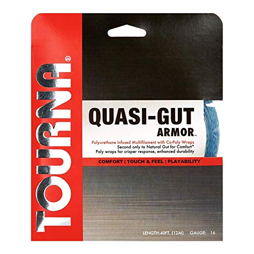 Tourna Quasi-Gut Armor 16G String ()