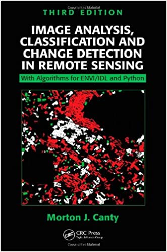 Image Analysis, Classification and Change Detection in Remote