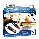 DR-HO'S Circulation Promoter Plus Gel Pad Kit and Pain Therapy Back Relief Belt