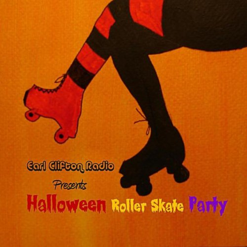 Halloween Roller Skate Party -