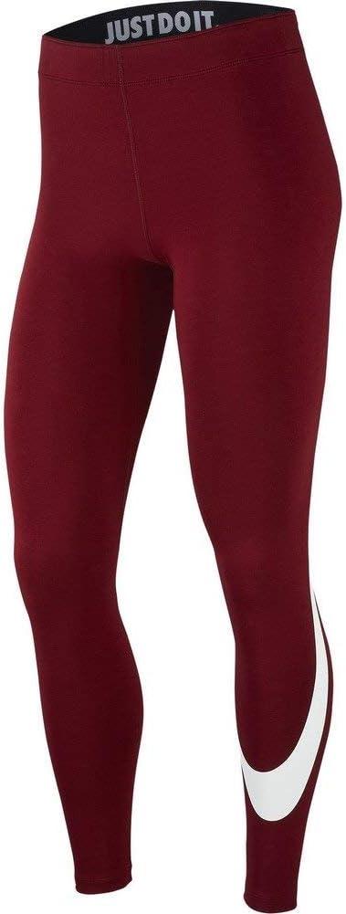 Nike Sportswear Leg a See Legging pour Femme L RougeBlanc
