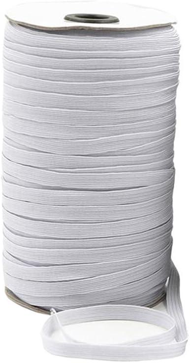1Roll Elastic Cord Beading Crafting Stretch String Thread Braided Elastic Band