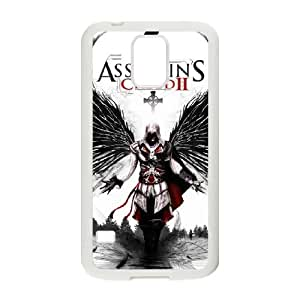 Assassin's Creed Samsung Galaxy S5 Cell Phone Case White V0V4OD
