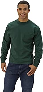 product image for Goodwear Men's Long Sleeve Pocket Tee