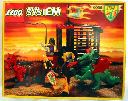LEGO 6056 Dragon Masters Dragon Wagon, 103 PIECES -