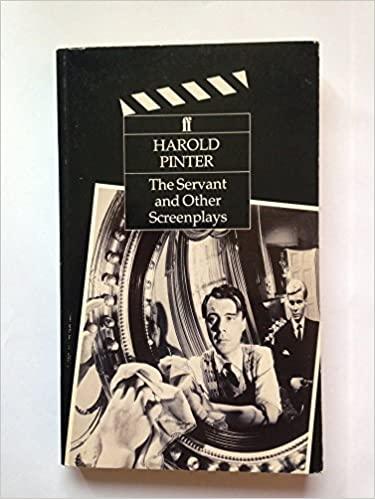 the servant and other screenplays