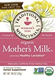 Cheap Traditional Medicinals Organic Mother's Milk New Mega Size Package 16-Count (Pack-of-12)