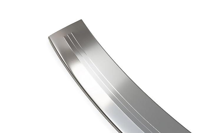 5 opinioni per Tuning-Art L178 Protezione per paraurti in Acciaio Inox con Profilo 3D e Bordi