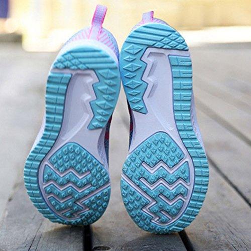 Corsa da LFEU Blu Scarpe Donna qpwUv
