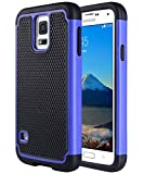 Best ULAK iPhone 5 Cases - Galaxy S5 Case,ULAK Knox Armor Slim Hybrid Shockproof Review
