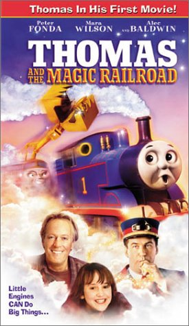 Thomas and the Magic Railroad [VHS]