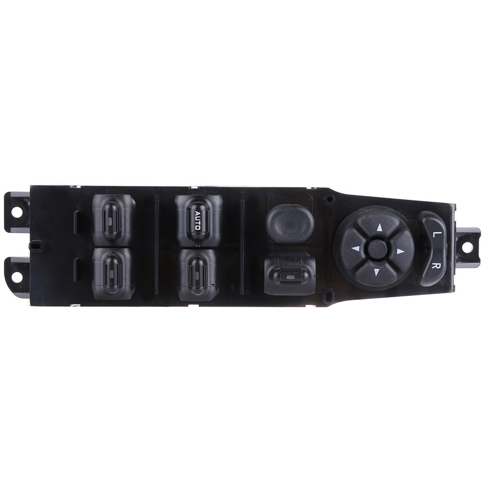 ECCPP Power Window Switch on Front Left Driver Side for 1997-2001 Jeep Cherokee