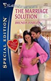 img - for The Marriage Solution (Silhouette Special Edition) book / textbook / text book