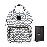 HEYI Diaper Bag Backpack Travel Image