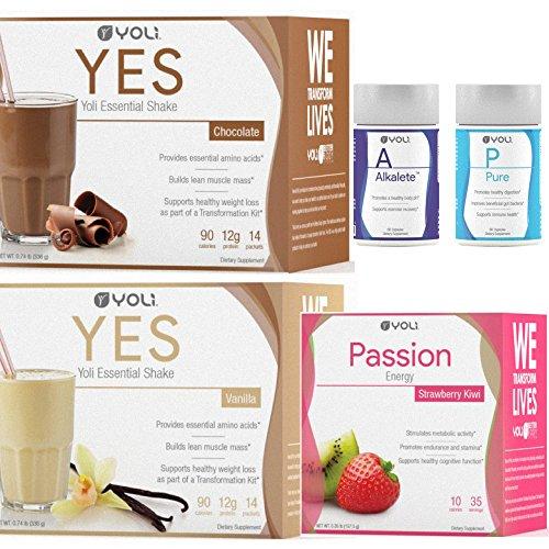 Yoli Better Body Transformation Kit (2 Week Kit) by YOLI® (Image #1)