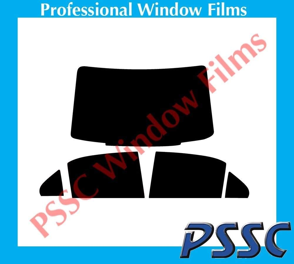 PSSC Pre Cut Rear Car Window Films for Mercedes E Class W211 Saloon 2007 to 2009 05/% Very Dark Limo Tint