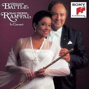 Kathleen Battle & Jean-Pierre Rampal in Concert