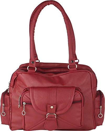 57b3639d8d Kusum Fashion Women Hand Bags With New Model Maroon Color  Amazon.in  Shoes    Handbags