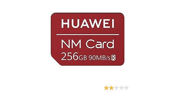 KANEED - Tarjeta Micro SD para Huawei 90 MB/s 256 GB NM