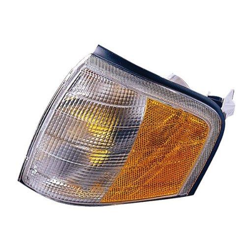 1994-2000 Mercedes Benz C-Class C220 C230 C250D C280 C36 C43 AMG Park Corner Light Turn Signal Park Lamp Left Driver Side (1994 1995 1996 1997 1998 1999 2000 94 95 96 97 98 99 00)