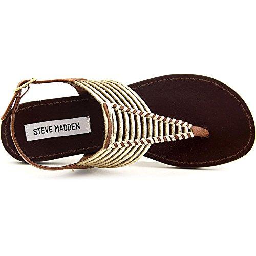 Steve Madden Starly Femmes US 6.5 Doré Sandale