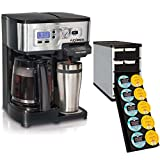 Hamilton Beach 2Way FlexBrew Digital Single-12 Cup Coffee Maker
