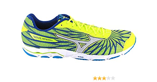 Mizuno Wave Hitogami 4 Amarillo J1GC178004: Amazon.es: Deportes y ...