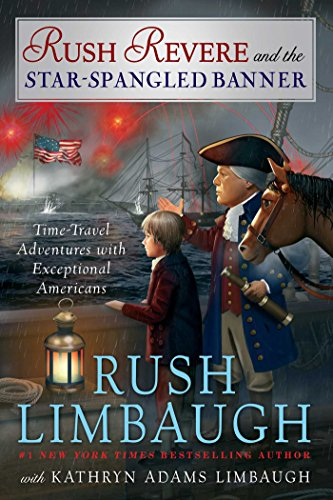 The Further Adventures of Rush Revere: Rush Revere and the Brave Pilgrims / Rush Revere and the First Patriots / Rush Revere and the American Revolution / Rush Revere and the Star-Spangled Banner by Threshold Editions (Image #6)