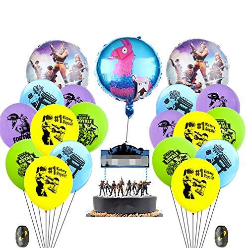 Hakie - Globos para Fiestas de cumpleaños: Amazon.es: Hogar
